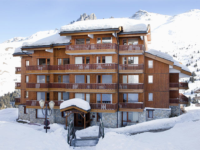 Séjour Les 3 Vallées - VVF Le Fontany - Méribel Mottaret - Alpes