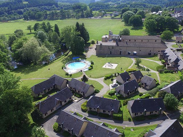 Voyage Europe - VVF Le Château sur le Vienne - Nedde - Limousin