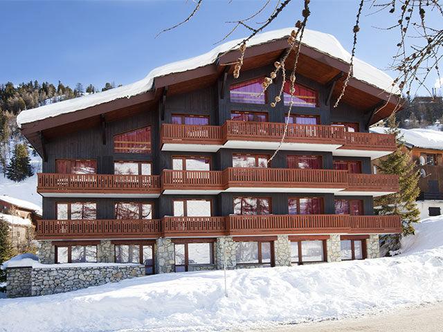 Séjour Ski Alpes - VVF Les Arolles - La Plagne 1800 - Alpes