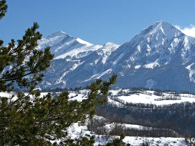 France - Alpes - Saint Bonnet en Champsaur - VVF Villages Les Ecrins