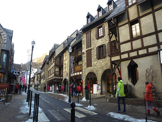 France - Pyrénées - Saint Lary - VVF Villages L'Aure Pyrénéen